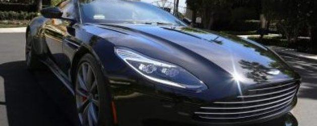 Aston Martin Car Rental Los Angeles Los Angeles Scene - Aston martin vanquish rental