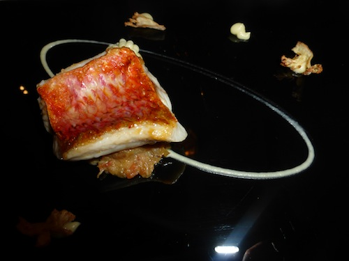 Azurmendi Basque Cuisine Micheline Star Master Chef Eneko Atxa plates to perfection
