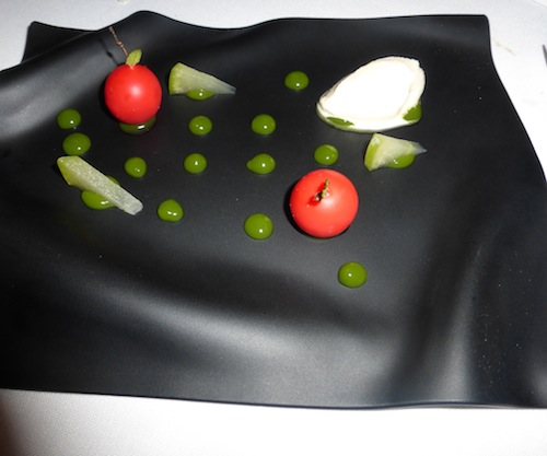 Culinary Art of Azurmendi three star Micheline Restaurant in Spain