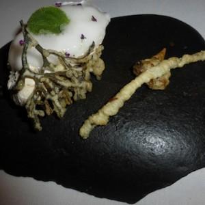 Molecular Food Experience 3 Star Micheline Restaurant Azur Mendi Bilbao Spain