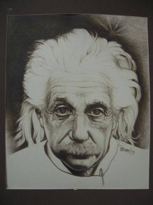 Bruce Bermudez - Albert Einstein