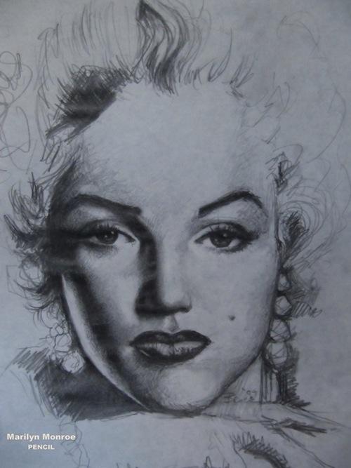 Bruce Bermudez - Marilyn Monroe