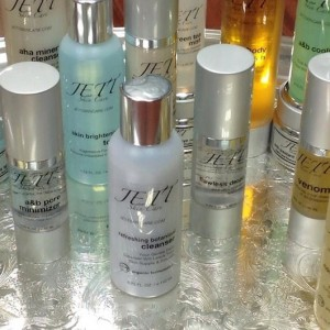 Jett Skin Care Line