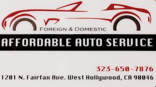 Auto Repair 90046