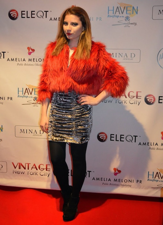 ELEQT Fall Into Spring Event With Mina D Jewelry Fashion Show