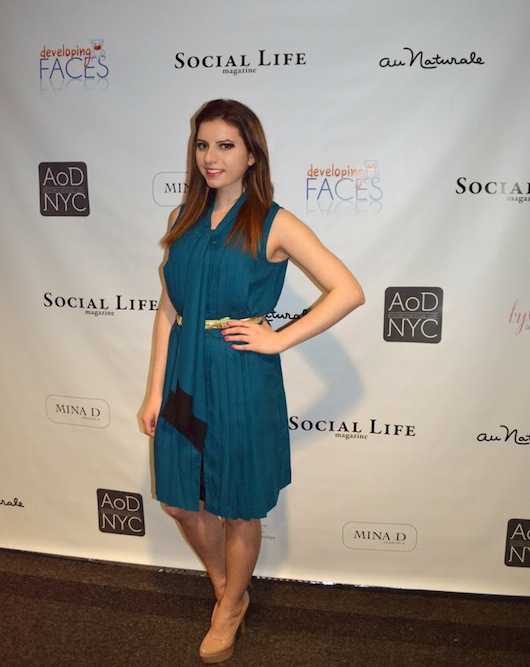Social Life Magazine Beauty event Fashion Blogger