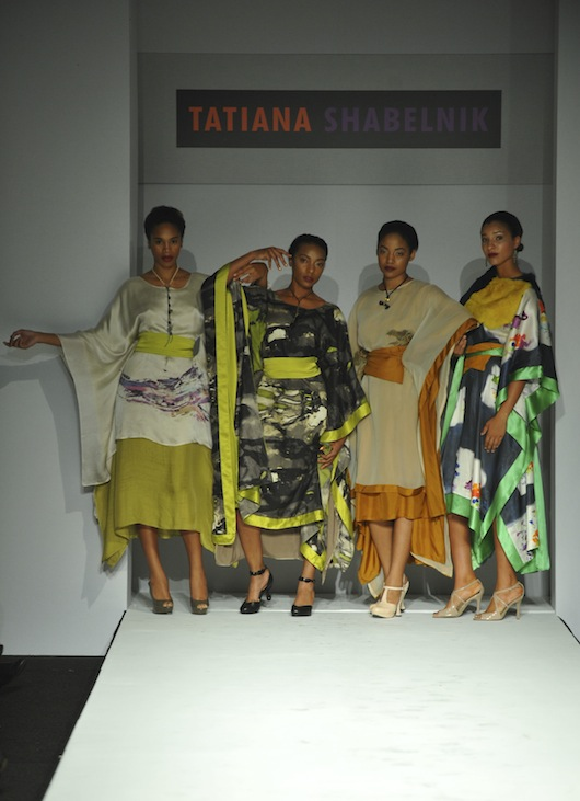 Tatiana Shabelnik LA Fashion Week 2014