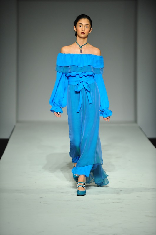 Tatiana Shabelnik LA Fashion Week Fashion Designer