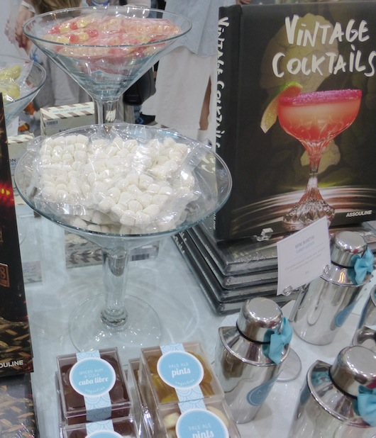 Vintage Cocktails Candy Desserts Sugarfina at The Americana Glendale Candy Store