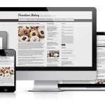 Responsive themes do it yourself web design