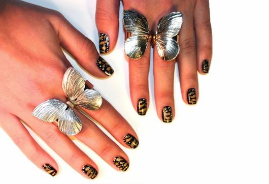 Jewelry By Veronique as worn by Rachel Bilson