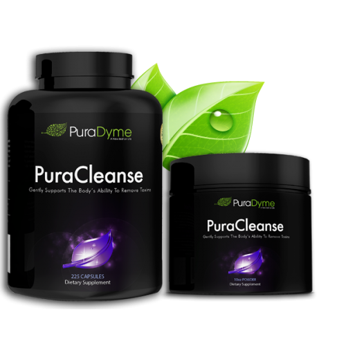 Cleanse PuraCleanse Puradyme Nutritional Supplements
