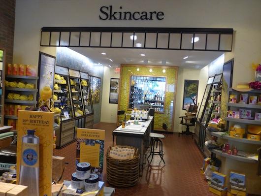 L'Occitane Skin Care Beverly Hills Store Shea Butter Hand Cream