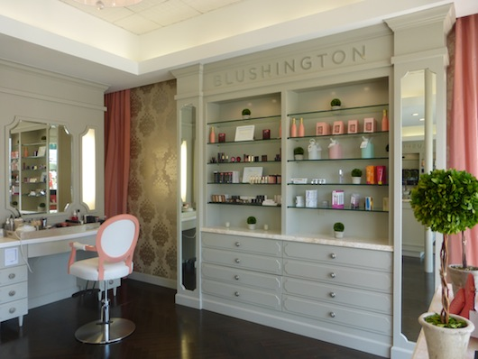 Where to get your makeup done in LA Blushington West Hollywood