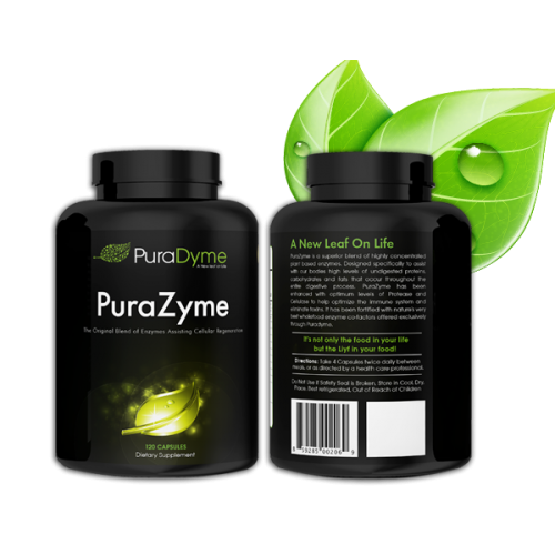 purazyme Puradyme Probiotic Best Nutritional Supplements