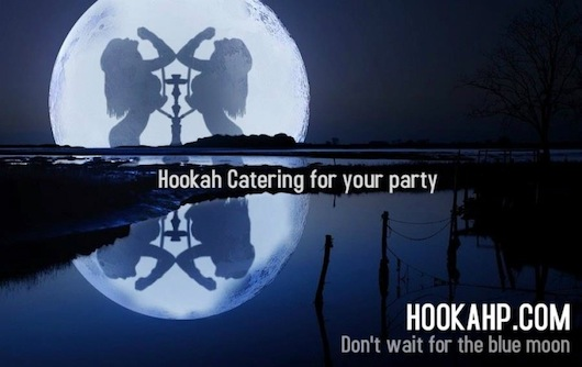 Classy Hookah Catering Service For Your Party