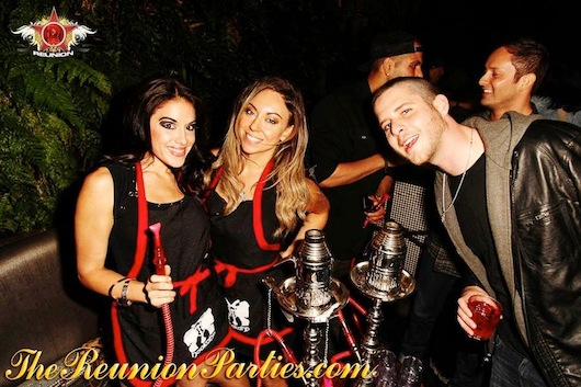 Hottest Girls Hookah Catering Party Serving Los Angeles Events