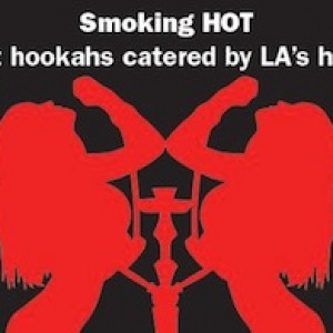 LA's Hottest Hookah Party By Hottest Girls