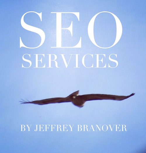 SEO Services by Jeffrey Branover