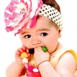 Anastasia Accessories Flower Headbands For Babies Stylish Baby Trends