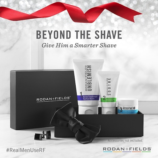 Mens Beyond The Shave Rodan and Fields