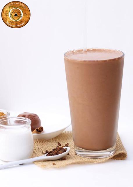 Macaccino alternative to coffee LA