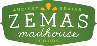 Ancient Grains Zemas Madhouse Foods