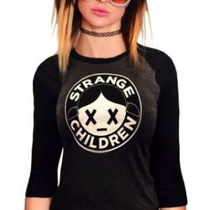 Strange Children Shirts