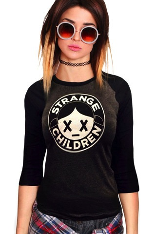 Strange Children Shirts