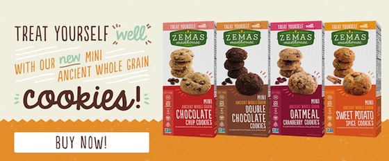 Zemas Madhouse Cookies Double Chocolate Chip Cookies Gluten Free