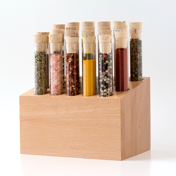 Spiceologist Block Organizing Your Spices