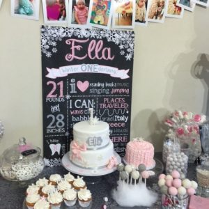 Baby 1st Birthday Party Planner Los Angeles