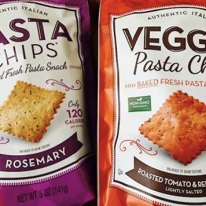 Pasta chips Los Angeles Trendy Snack