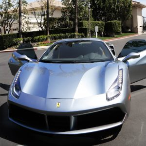 How much does it cost to rent a Ferrari for a day